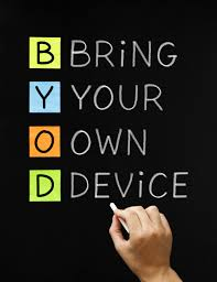 Parent survery for Bring Your Own Device