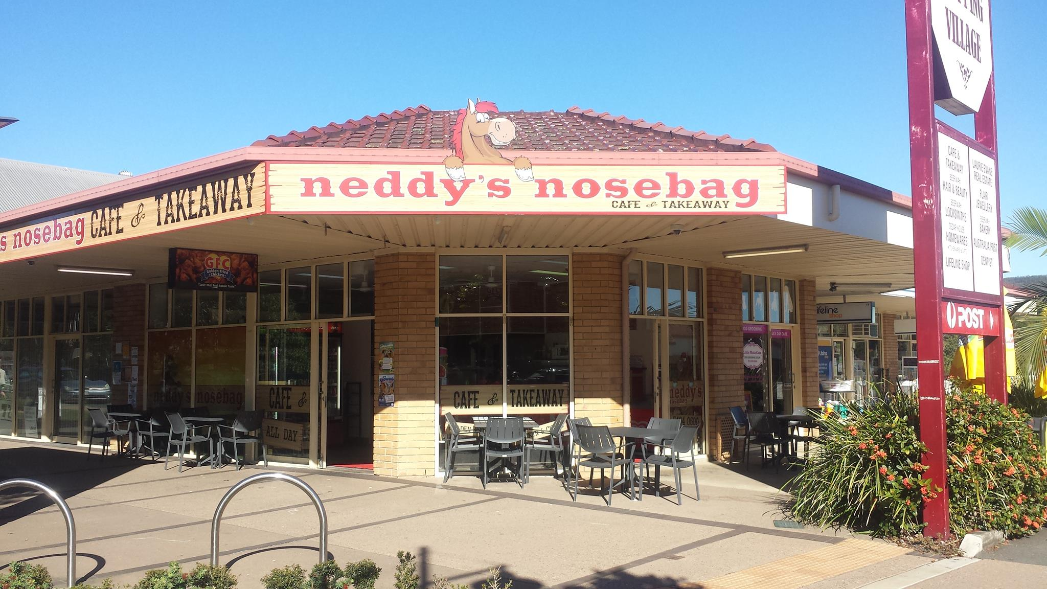 NEDDY'S NOSE BAG